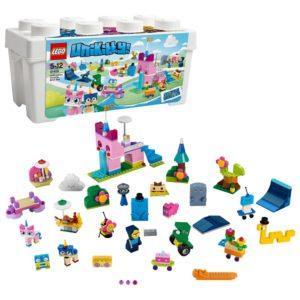 Конструктор LEGO Unikitty (арт. 41455) «Коробка для творческого конструирования. Королевство»