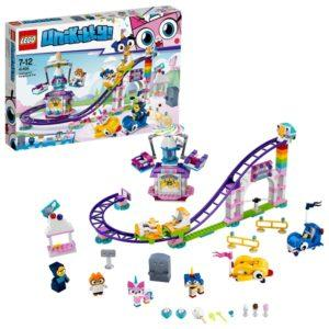 Конструктор LEGO Unikitty (арт. 41456) «Весёлая ярмарка Королевства»
