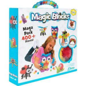 Конструктор-липучка «Magic Blocks» (400 элементов)