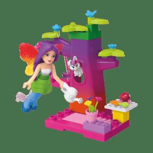 Конструктор Mega Bloks «Барби: Сказочные игровые наборы» (арт. DPK99)