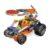 Конструктор Mega Bloks «Черепашки Ниндзя: лихие гонщики» (59 элементов, арт. DMX38)
