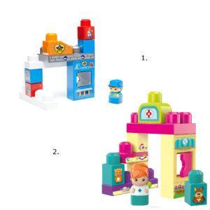 Конструктор Mega Bloks «Маленькие игровые наборы» 2 вида (арт. DYC54)