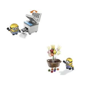 Конструктор Mega Bloks «Миньоны: весёлые мини-игровые наборы»