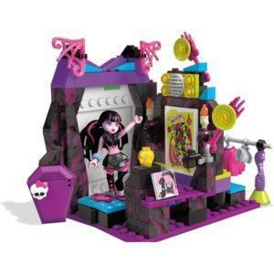 Конструктор Mega Bloks «Monster High: Фантастический фотодень» (164 детали)