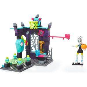 Конструктор Mega Bloks «Monster High: Класс физкультуры» (арт. DPK31)