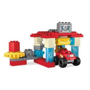 Конструктор Mega Bloks «Вспыш: автомобильная мойка» (37 деталей, арт. DXF24)
