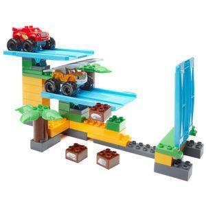 Конструктор Mega Bloks «Вспыш: Гонки в джунглях» (арт. DPH78)