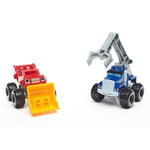 Конструктор Mega Bloks «Вспыш: Вспыш и Крушила» (14 деталей)