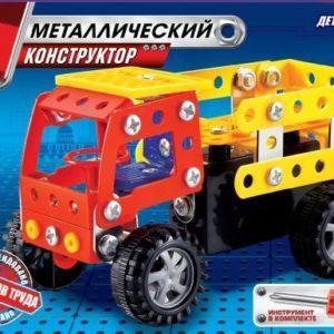 Конструктор металлический - Грузовик