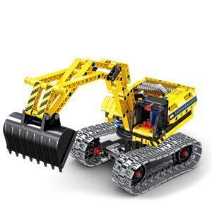 Конструктор MIOSHI TECH 2в1 Робот-Экскаватор