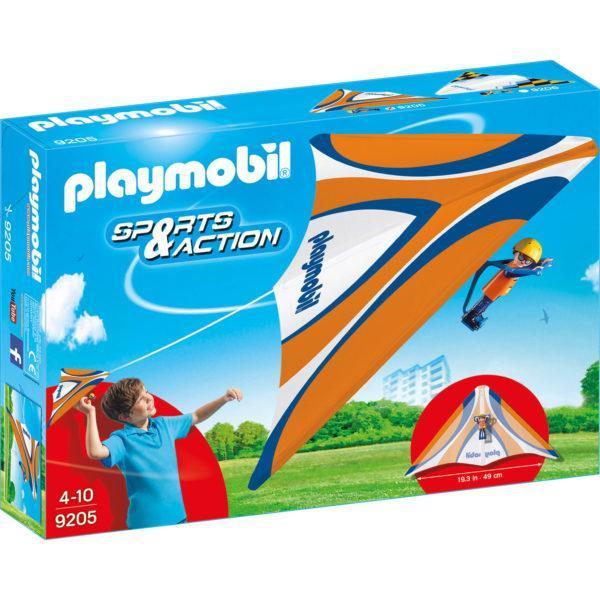 Конструктор «Оранжевый дельтаплан» (Playmobil)