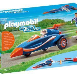 Конструктор Playmobil «Активный отдых: Гонщик» (арт. 9375)
