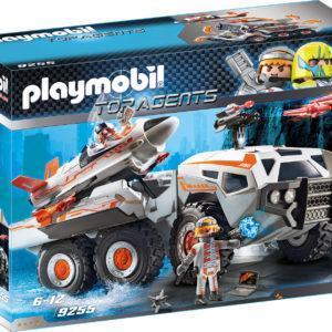Конструктор Playmobil «Боевой грузовик команды шпионов» (арт. 9255)