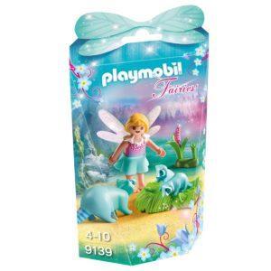 Конструктор Playmobil Девочка-фея с енотами