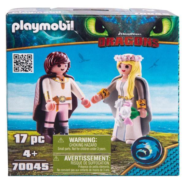 Конструктор Playmobil Драконы III: Дополнительный набор