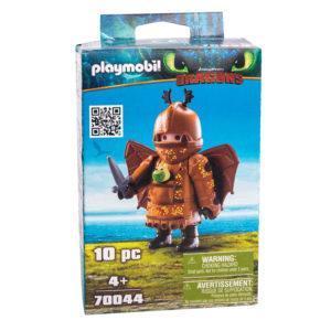 Конструктор Playmobil «Драконы III: Рыбьеног в летном костюме» (арт. 70044)