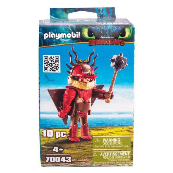 Конструктор Playmobil Драконы III: Сморкала в летном костюме