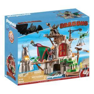 Конструктор Playmobil «Драконы: Олух» (арт. 9243)