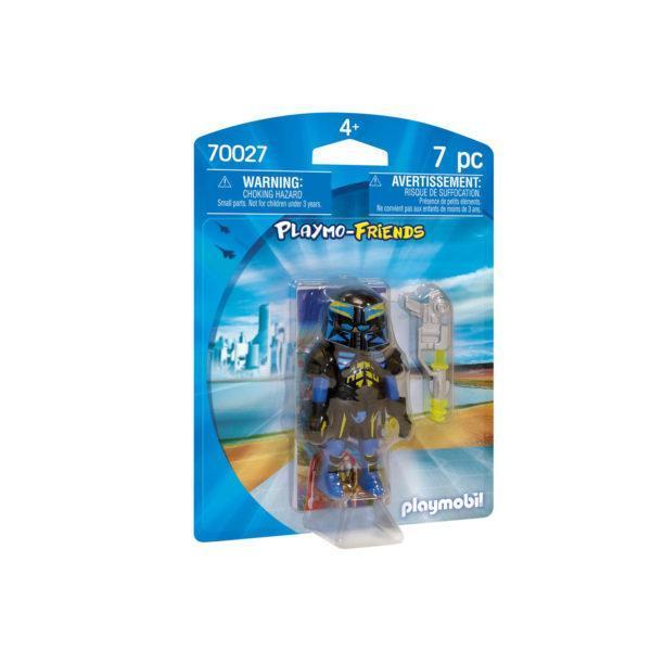 Конструктор Playmobil Друзья: Космический агент