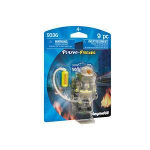 Конструктор Playmobil «Друзья: Пожарный» (9 деталей, арт. 9336)