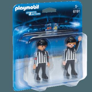 Конструктор Playmobil ДУО: Хоккейные арбитры