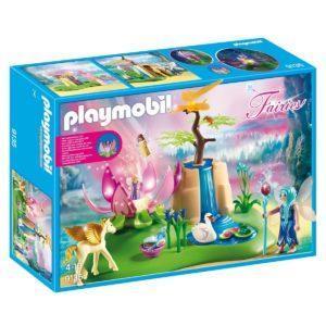 Конструктор Playmobil Феи: Глен - мистическая фея