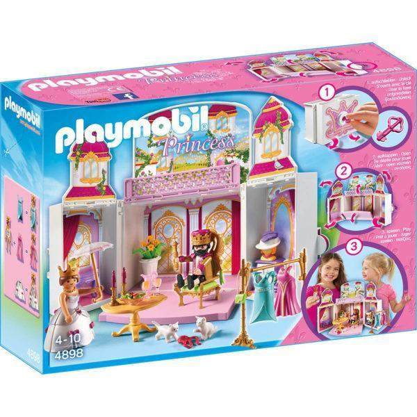 """Конструктор Playmobil Игровой набор """"Мой секрет - Королевский дворец"""""""