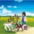 Конструктор Playmobil Яйцо: Ветеринар с жеребятами