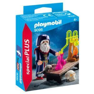 Конструктор Playmobil Экстра-набор: Алхимик с зельями