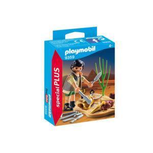 Конструктор Playmobil Экстра-набор: Археолог