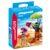 Конструктор Playmobil Экстра-набор: Дети на пляже