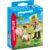 Конструктор Playmobil Экстра-набор: Фермер с овцами