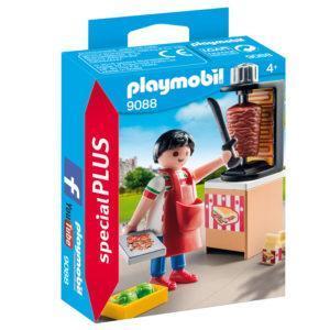 Конструктор Playmobil Экстра-набор: Продавец кебабов