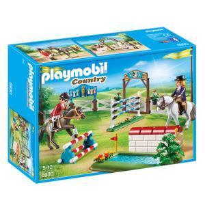Конструктор Playmobil Конный клуб: Лошадиное шоу
