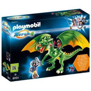 Конструктор Playmobil «Королевский дракон с Алекс» (арт. 9001)