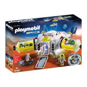 Конструктор Playmobil «Космос: Космическая Станция Марс» (арт. 9487)