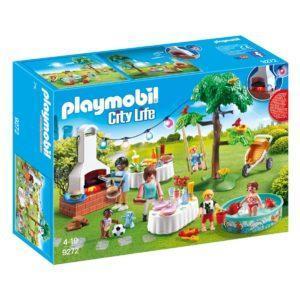 Конструктор Playmobil Кукольный дом: Новоселье
