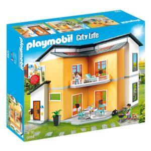 Конструктор Playmobil Кукольный дом: Современный дом