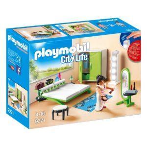 Конструктор Playmobil Кукольный дом: Спальня
