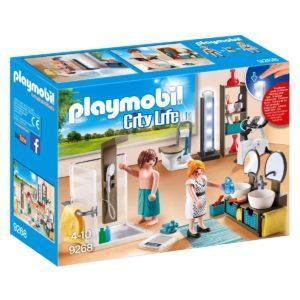 Конструктор Playmobil Кукольный дом: Ванная