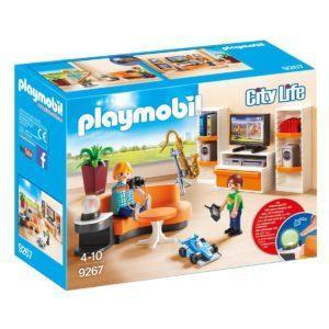 Конструктор Playmobil Кукольный дом: Жилая комната