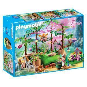 Конструктор Playmobil Лес волшебной феи