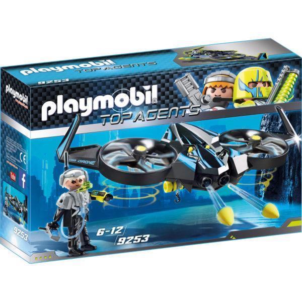 Конструктор Playmobil Мега беспилотник