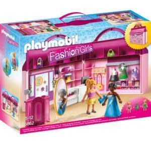 Конструктор Playmobil Модный Бутик: Возьми с собой