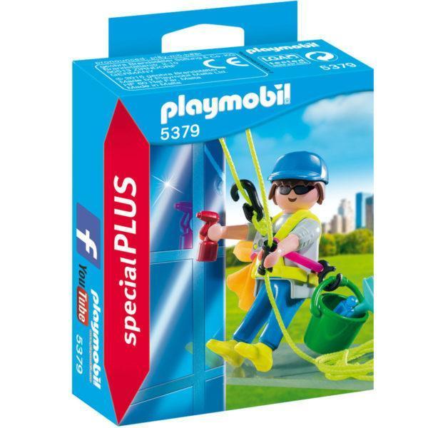 Конструктор Playmobil «Мойщик окон» (арт. 5379)
