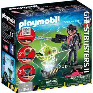 Конструктор Playmobil «Охотник за привидениями: Игон Спенглер» (арт. 9346)