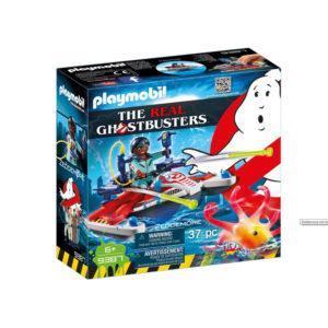 Конструктор Playmobil «Охотник за привидениями: Зеддемор с гидроциклом» (арт. 9387)