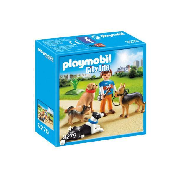Конструктор Playmobil Отель для животных:Тренер собак