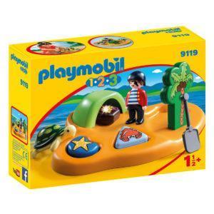 Конструктор Playmobil Пиратский остров