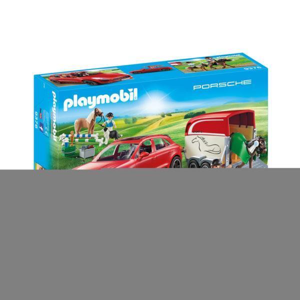 Конструктор Playmobil Porchche: Porsche Macan GTS